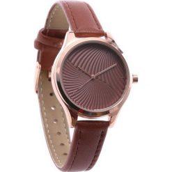 Brązowy Zegarek Accepted. Brązowe zegarki damskie Born2be. Za 24,99 zł.