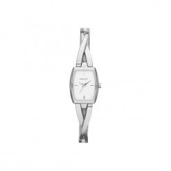 Dkny - Zegarek NY2234. Czarne zegarki damskie marki KALENJI, ze stali. Za 399,90 zł.