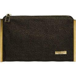 Torebka - MX2352 VIP NE. Czarne torebki klasyczne damskie marki Venezia, z materiału. Za 179,00 zł.