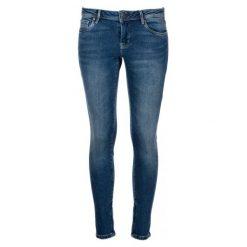 Rurki damskie: Pepe Jeans Jeansy Damskie Cher 25/28, Niebieskie