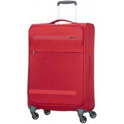 American Tourister Walizka Herolite 67 Cm Czerwona. Czerwone walizki marki American Tourister, w kolorowe wzory. W wyprzedaży za 399,00 zł.