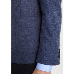 Marynarki męskie slim fit: Burton Menswear London CHAMBRY Marynarka blue