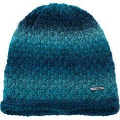 Czapka damska Cieniowany melanż niebieska. Niebieskie czapki zimowe damskie Art of Polo, melanż. Za 42,47 zł.