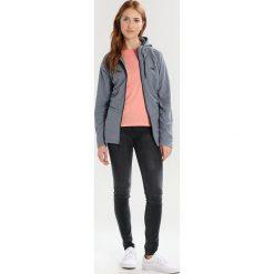 The North Face MEZZALUNA Kurtka z polaru dark blue. Różowe kurtki sportowe damskie marki The North Face, m, z nadrukiem, z bawełny. Za 299,00 zł.