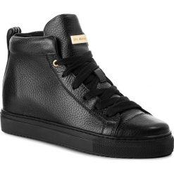 Sneakersy EVA MINGE - Boadilla 4E 18BD1372641EF 101. Czarne sneakersy damskie Eva Minge, z materiału. W wyprzedaży za 359,00 zł.