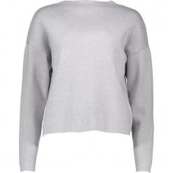 Sweter w kolorze srebrnym. Szare swetry oversize damskie marki Vero Moda, xs, ze splotem. W wyprzedaży za 86,95 zł.