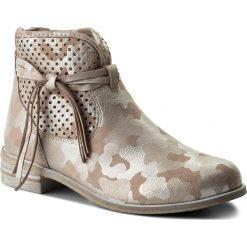 Botki LASOCKI - 70409-08 Różowy. Czerwone buty zimowe damskie Lasocki, ze skóry. W wyprzedaży za 199,99 zł.