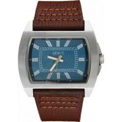Zegarek SPIRIT Męski ASPG11  Design brązowy pasek. Brązowe zegarki męskie SPIRIT. Za 79,00 zł.