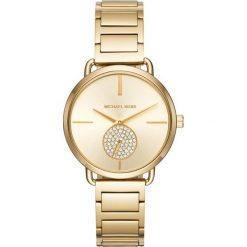 ZEGAREK MICHAEL KORS MK3639. Żółte zegarki damskie Michael Kors, ze stali. Za 1149,00 zł.