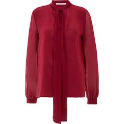 Marella CANASTA Bluzka bordeaux. Czerwone bluzki damskie Marella, z materiału. Za 579,00 zł.