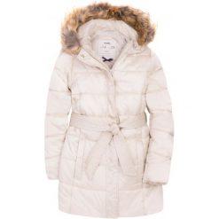 Kurtki dziewczęce przeciwdeszczowe: Długa kurtka dla dziewczynki 9-13 lat