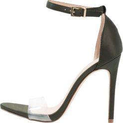 Sandały damskie: New Look SPECY Sandały na obcasie khaki