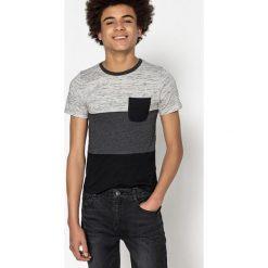T-shirty chłopięce: T-shirt color block 10-16 lat