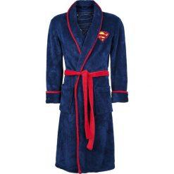 Superman Logo Szlafrok niebieski. Niebieskie szlafroki kimona damskie Superman, z motywem z bajki. Za 164,90 zł.