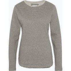 Marie Lund - T-shirt damski, szary. Szare t-shirty damskie Marie Lund, s, w paski. Za 89,95 zł.