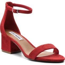 Sandały damskie: Sandały STEVE MADDEN – Irenee Sandal 91000246-0S0-10003-03001 Red