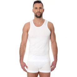 Podkoszulki męskie: Brubeck Podkoszulek męski COMFORT COTTON biały r. XL (TA00540A)