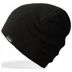 Dakine Czapka Tall Boy Black. Czarne czapki zimowe męskie Dakine, na zimę, sportowe. Za 95,00 zł.