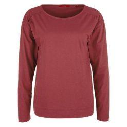 S.Oliver Bluzka Damska 36 Czerwona. Czarne bluzki z odkrytymi ramionami marki Fille Du Couturier, z bawełny. Za 99,90 zł.