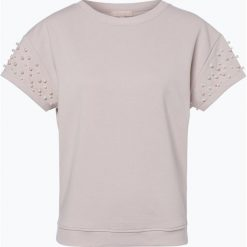 T-shirty damskie: talk about – T-shirt damski, beżowy