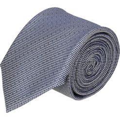 Krawat platinum niebieski classic 229. Niebieskie krawaty męskie Recman. Za 49,00 zł.