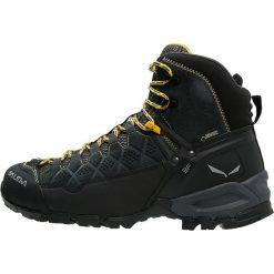 Buty trekkingowe męskie: Salewa ALP TRAINER MID GTX Buty trekkingowe carbon/ringlo