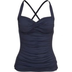 Bikini: Seafolly TWIST BANDEAU SINGLET Góra od bikini indigo