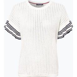 Swetry klasyczne damskie: Tommy Hilfiger – Sweter damski – Valeska, czarny