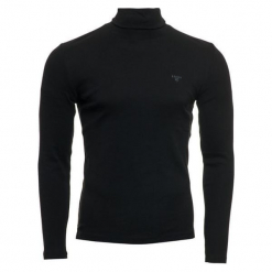 S.Oliver T-Shirt Męski Xl Czarny. Czarne t-shirty męskie marki S.Oliver, m, z golfem. Za 99,00 zł.