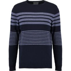 Swetry klasyczne męskie: Springfield RAYA EMPLAZ Sweter blues