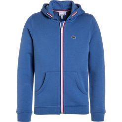 Lacoste Bluza rozpinana blue. Szare bluzy dziewczęce rozpinane marki Lacoste, z bawełny. W wyprzedaży za 263,20 zł.