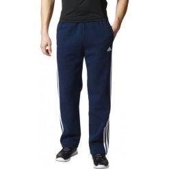 Spodnie męskie: Adidas Spodnie Treningowe Ess 3s R Pnt Fl Collegiate Navy/White M