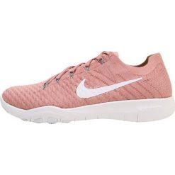 Buty do fitnessu damskie: Nike Performance FREE TR FLYKNIT 2 Obuwie treningowe rust pink/white
