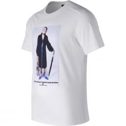 T-shirty męskie: New Balance MT73592WT