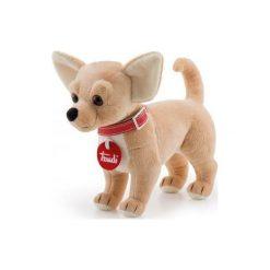 Maskotka dla dzieci. Pluszowy piesek Chihuahua (22046). Różowe przytulanki i maskotki marki Trudi. Za 104,01 zł.