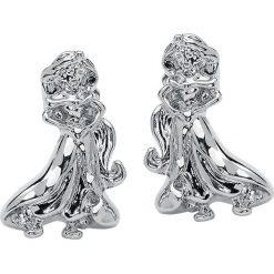 Kolczyki damskie: Aladyn Disney by Couture Kingdom – Jasmin Kolczyki – Earpin srebrny