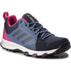 Buty adidas - Terrex Tracerocker Gtx W GORE-TEX AC7941 Tecink/Legink/Reamag. Czarne buty do biegania damskie marki Adidas, z kauczuku. W wyprzedaży za 279,00 zł.