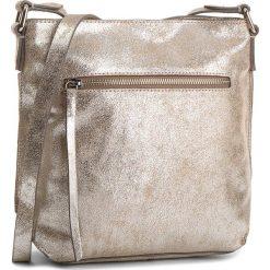 Listonoszki damskie: Torebka CLARKS - Topsham Jewel 261340250  Silver Leather