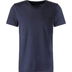 T-shirty męskie: Knowledge Cotton Apparel Tshirt basic dark blue