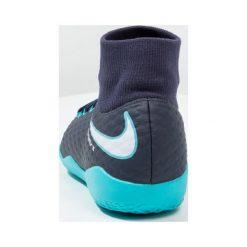 Buty sportowe męskie: Nike Performance HYPERVENOMX PHELON 3 DF IC Halówki obsidian/white/gamma blue/glacier blue