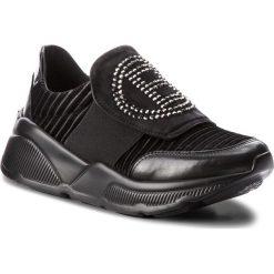 Sneakersy BALDININI - 948240PDVKZ0000EXX Nero. Czarne sneakersy damskie Baldinini, z lakierowanej skóry. Za 1729,00 zł.