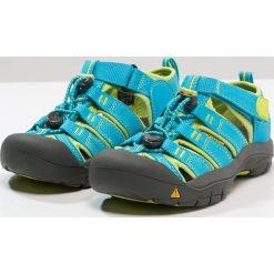 Keen NEWPORT H2 Sandały trekkingowe hawaiian blue/green glow. Czerwone sandały chłopięce marki Keen, z materiału. Za 239,00 zł.