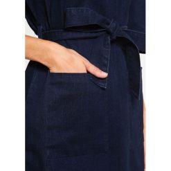 Sukienki hiszpanki: Native Youth Sukienka jeansowa indigo