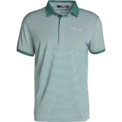 Polo Ralph Lauren Golf AIRFLOW PRO FIT Koszulka polo pure white/bush green. Białe koszulki polo marki Polo Ralph Lauren Golf, m, z elastanu. W wyprzedaży za 343,85 zł.