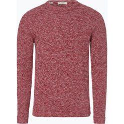 Selected - Sweter męski – Slhvictor, czerwony. Szare swetry klasyczne męskie marki Selected, l, z materiału. Za 229,95 zł.