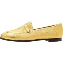 Jerome Dreyfuss GABI Półbuty wsuwane gold mat. Żółte creepersy damskie Jerome Dreyfuss, z materiału. W wyprzedaży za 647,60 zł.