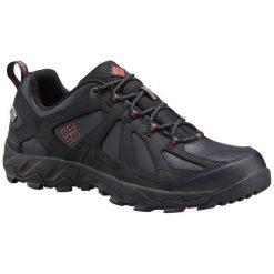 Columbia Buty Trekkingowe Peakfreak Xcrsn Ii Low Leather Outdry Black Super Sonic 43.5. Czarne buty trekkingowe męskie Columbia, ze skóry. W wyprzedaży za 399,00 zł.