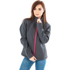 Hi-tec Kurtka damska Lady Lucari Moon Grey/Bright Pink r. S. Różowe kurtki sportowe damskie Hi-tec, s. Za 106,10 zł.