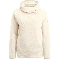Bluzy polarowe: Burton LYNX HOOD Bluza z polaru bone white