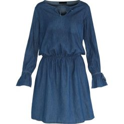 Sukienki: Granatowa Sukienka Temporary One